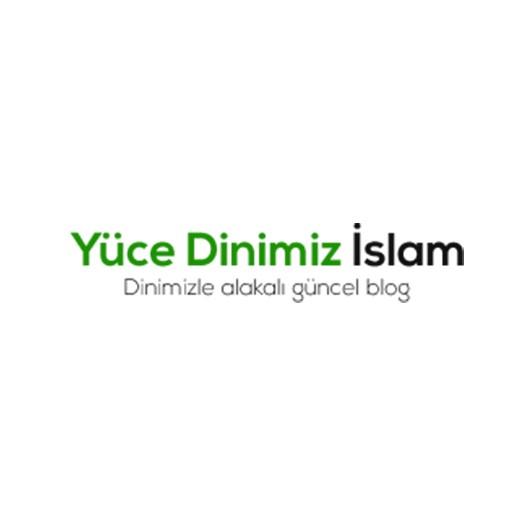 Yüce Dinimiz İslam